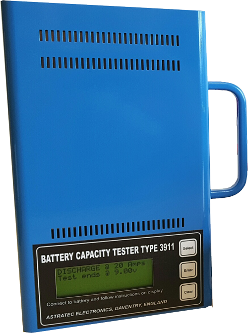Electric Drill Battery Tester (3911S)