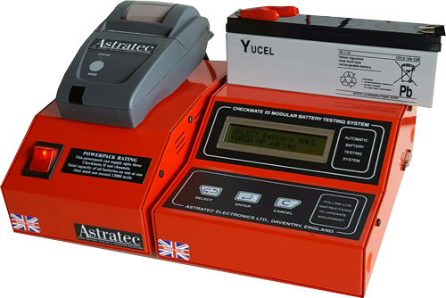 CMIII -  Accurate, Medical Battery Pack Tester FULL TEST OF BATTERY PACK % CAPACITY FOR CRTITCAL BATTERIES.